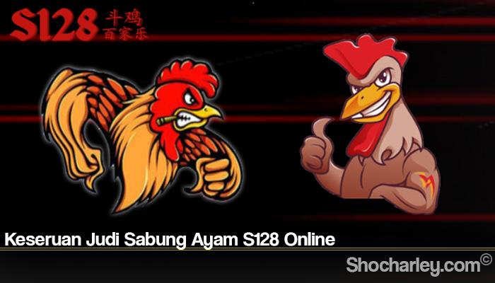 Keseruan Judi Sabung Ayam S128 Online