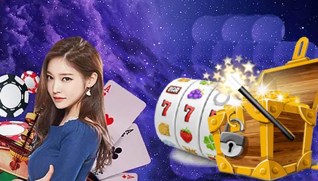 Menjadi Player Permainan Judi Slot Online